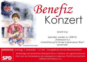 Benefiz-Konzert am 07.12.14 in Mommenheim